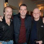 Fred, Karl and Stuart